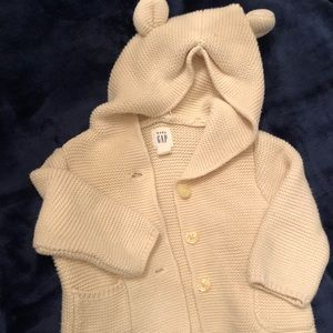 Baby Gap Knit Sweater Size 3/6 months